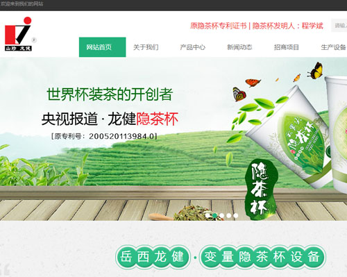岳西县龙健养生品有限公司